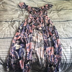 Charlotte Russe Other - Maxi romper set